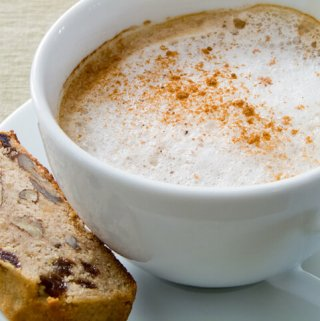 Dairy-Free, Soy-Free Cappuccino