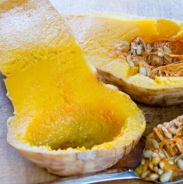 How to Roast a Whole Squash or Pumpkin