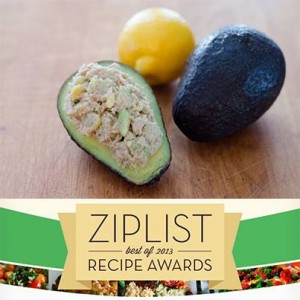 ZipList's Best Paleo Recipe Award