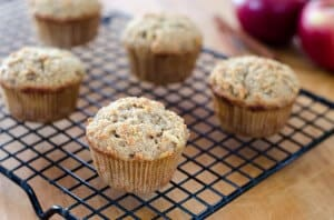 Paleo Apple Muffins