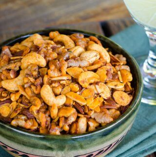 Snack Mix (Paleo, Keto, Whole30)