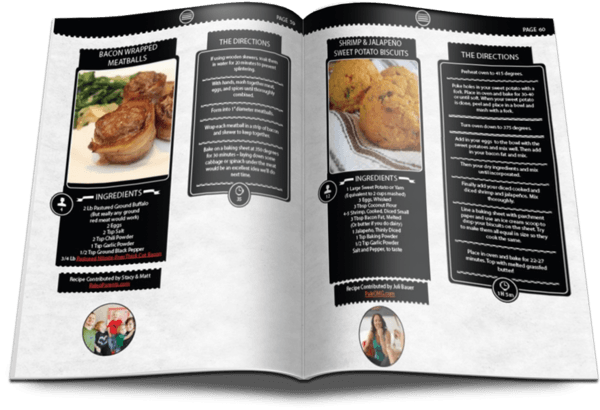 The Fat-Burning Chef Ecookbook  Cook Eat Paleo-4197
