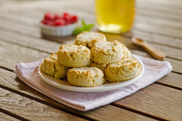 Easy Paleo Biscuits Recipe Paleo Biscuit Recipe With Almond Flour