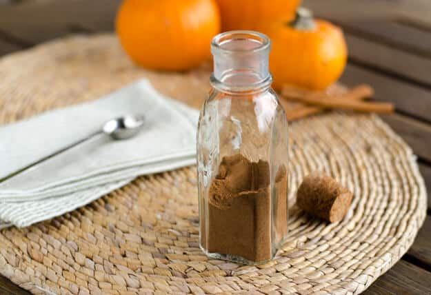 10 Easy Paleo Recipes for Fall - Pumpkin Pie Spice
