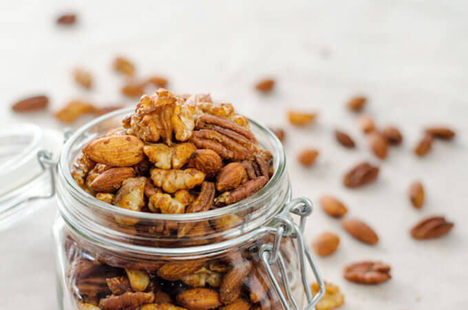 Chili Spice Mixed Nuts