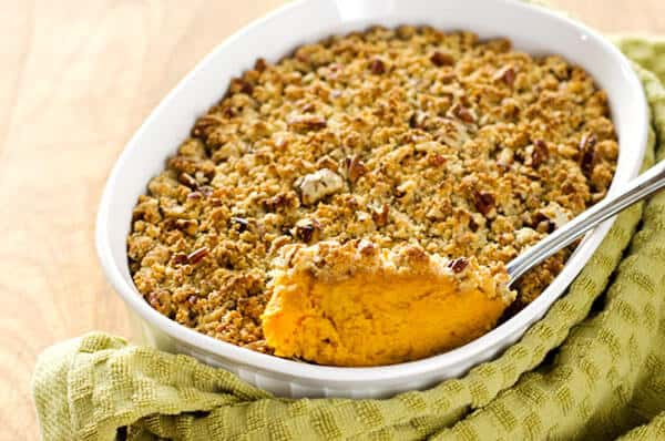 Sweet Potato Casserole - Cook Eat Paleo