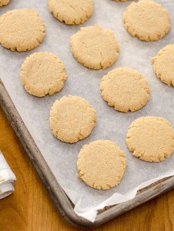 Paleo Hazelnut Cookies