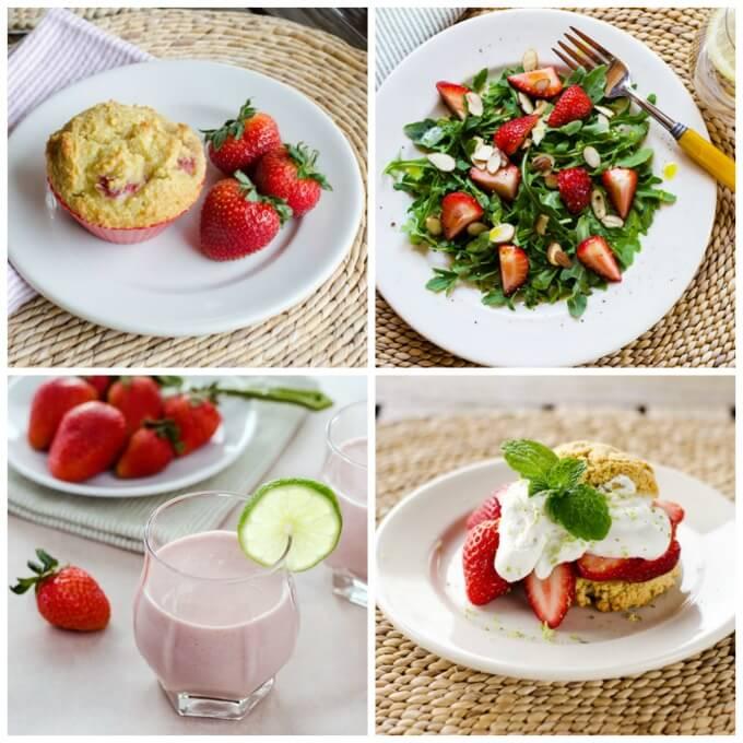 Paleo Strawberry Recipes for Summer