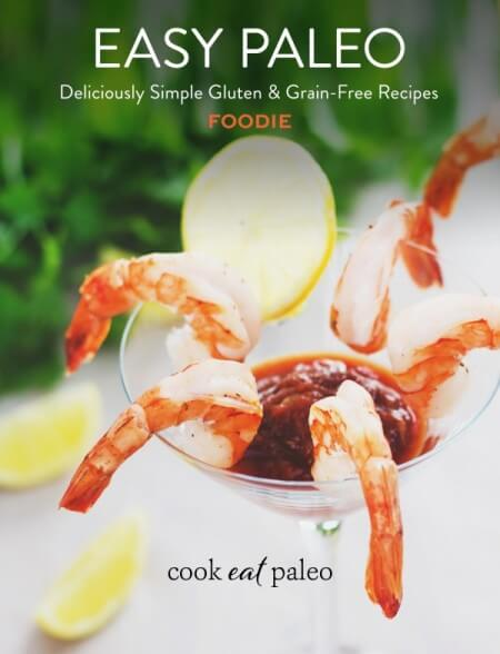 Cook Eat Paleo Edition on Foodie Recipes App