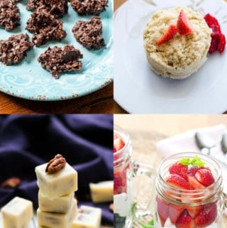 30 Delicious Keto Dessert Recipes