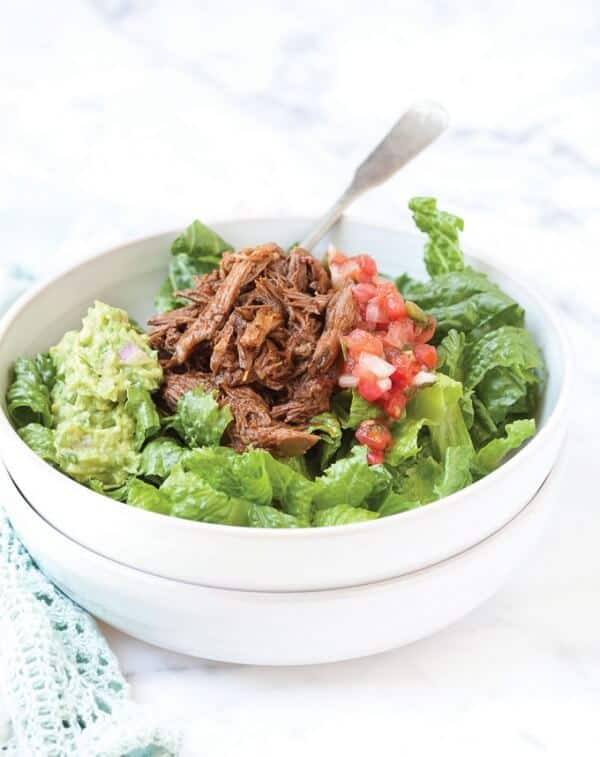 Danielle Walker's Chipotle Barbacoa from Meals Made Simple