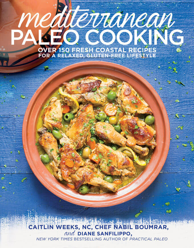 Mediterranean Paleo Cooking | Fig and Ginger Chicken Tajine
