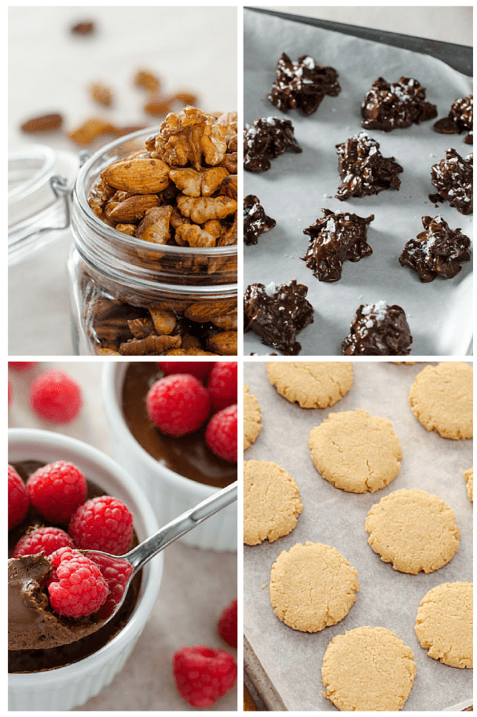 10 Easy Homemade Christmas Gifts — gifts from the kitchen perfect for everyone on your list — gluten-free, grain-free, paleo, a few are even vegan.
