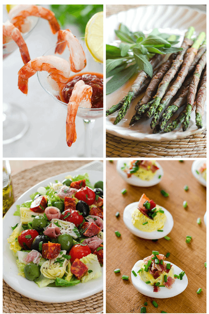 Here are eight easy paleo appetizers for holiday entertaining. All are stress-free recipes that work for a big holiday party or a small gathering. And all are gluten-free, grain-free, and dairy-free.