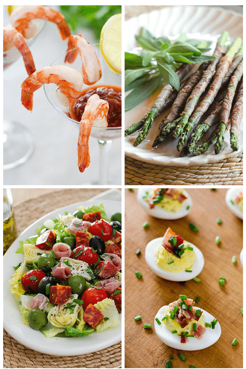 8 Easy Appetizers for the Holidays (Paleo, Keto, Whole30)