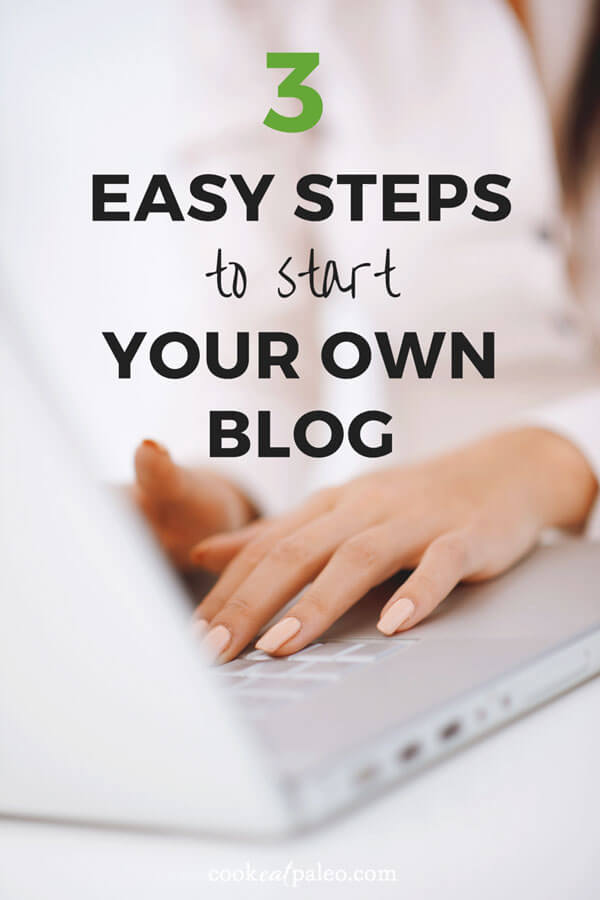 How to start a blog. Step-by-step instructions (with pictures!) for starting a blog in 3 easy steps — and it should only take you about 15 minutes!