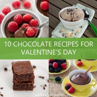 10 Healthy Chocolate Recipes for Valentine's Day