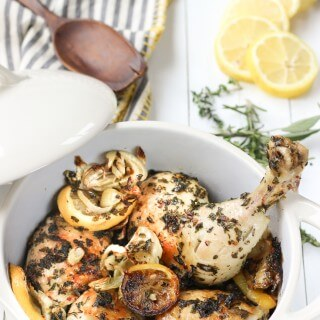 Lemon Herb Roasted Chicken and Fennel 3 - Guest