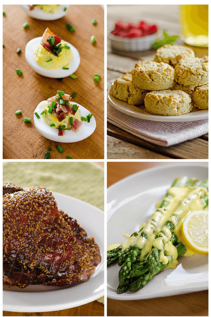 Whether you're serving brunch, lunch, or Sunday supper, here's a roundup of paleo Easter recipes featuring fresh seasonal ingredients.