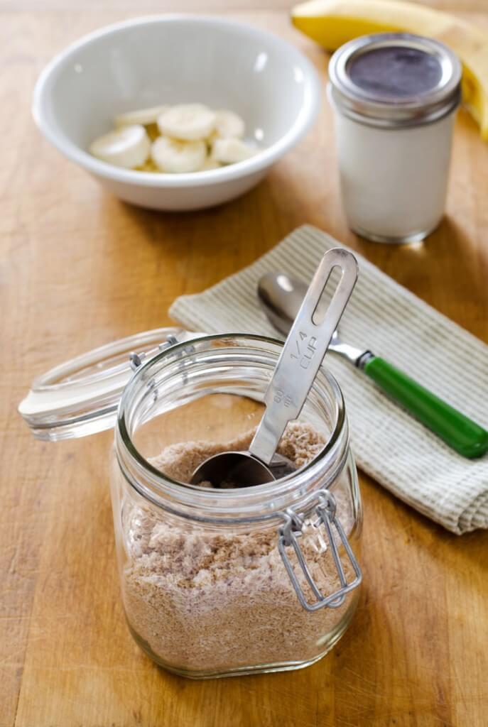 How To Make Paleo Oatmeal Mix | Cook Eat Paleo
