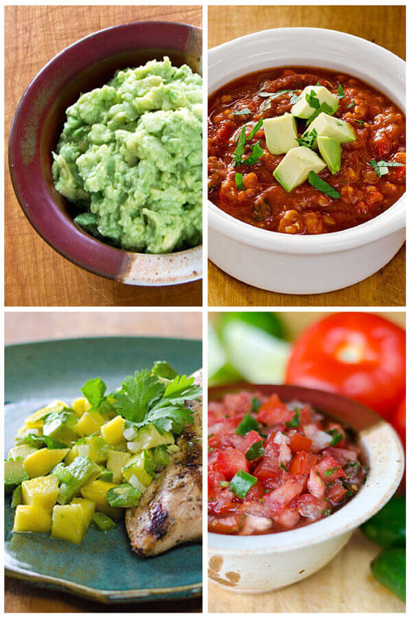 Paleo recipes for Cinco de Mayo: paleo versions of your favorite Mexican recipes from grain-free tortilla chips to dairy-free flan. All gluten-free recipes.