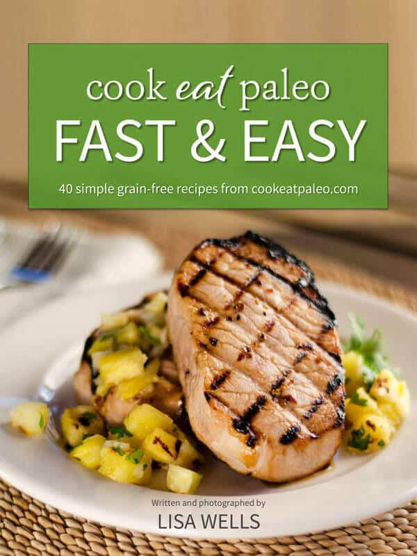 Are you looking for quick and easy recipes that are gluten-free, grain-free and paleo-friendly? These Cook Eat Paleo recipe collections include...