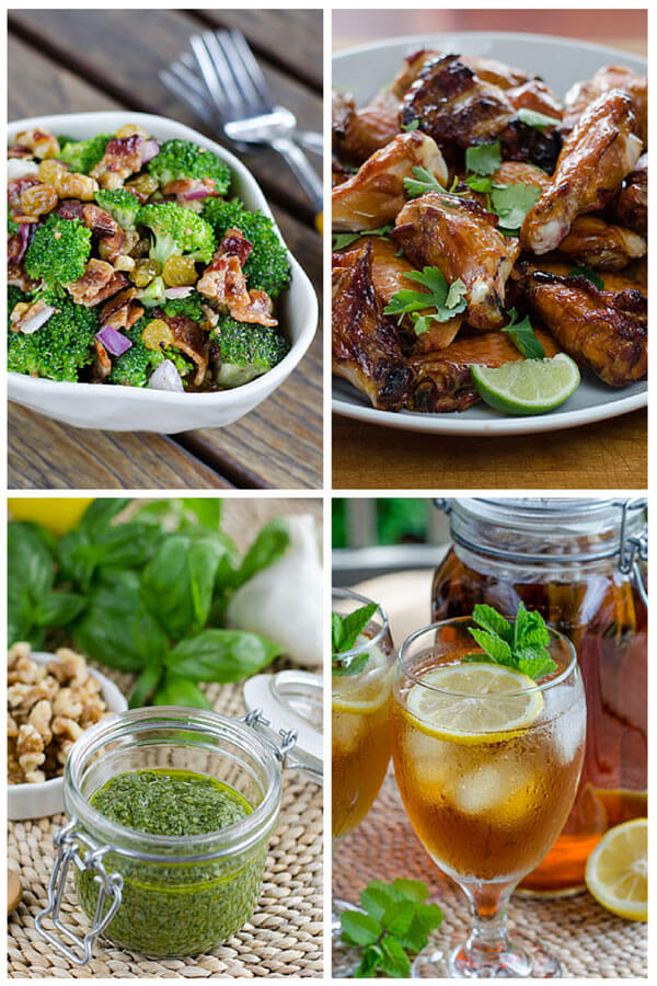 This simple paleo menu is quick and easy to put together whether you're feeding the family or a crowd — perfect for a relaxed Labor Day barbecue. | cookeatpaleo.com