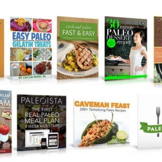 Over 400 Easy Paleo Recipes + Resources for Healthy Living