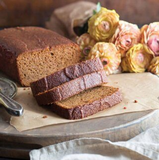 Pumpkin Bread | Clean Eating with a Dirty Mind