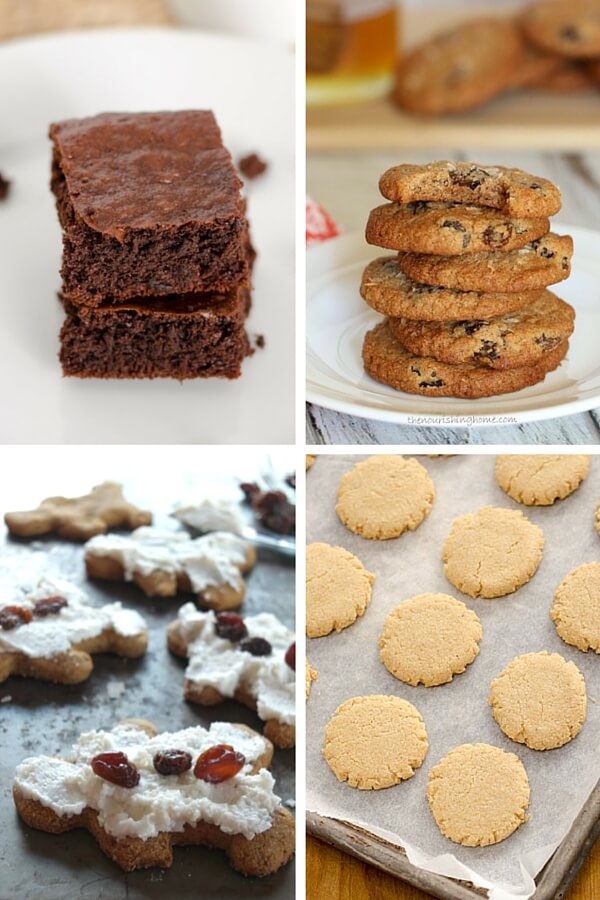 Easy Paleo Cookie Recipes for Holiday Baking - Try these easy paleo cookie recipes for your holiday baking this year. All are gluten-free, grain-free, paleo-friendly and perfect for the holidays.