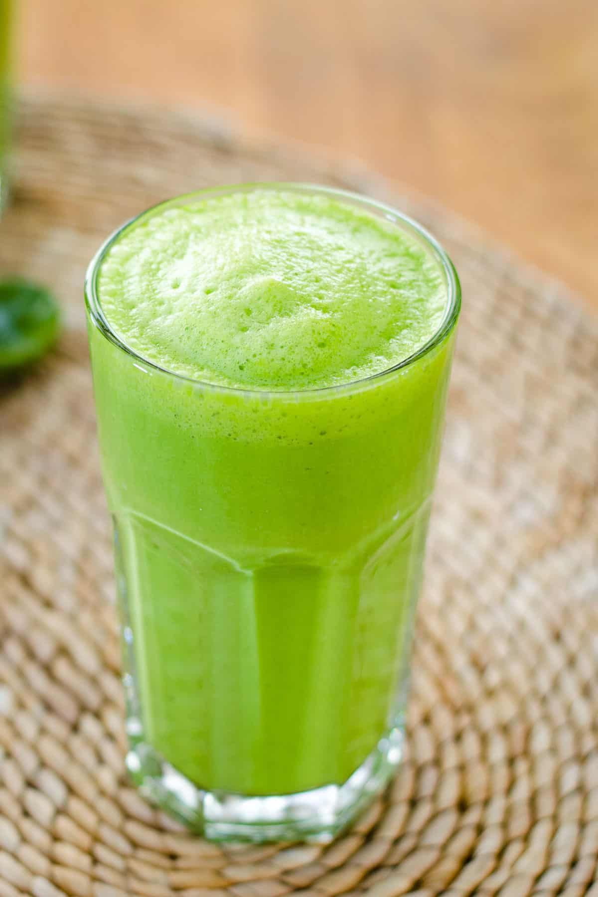 3-ingredient green smoothie