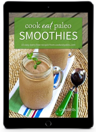 Cook Eat Paleo Smoothies: 10 easy dairy-free smoothie recipes from cookeatpaleo.com