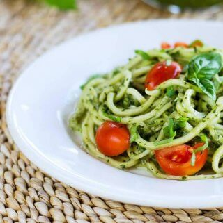 10 Spiralized Zucchini and Veggie Noodle Recipes