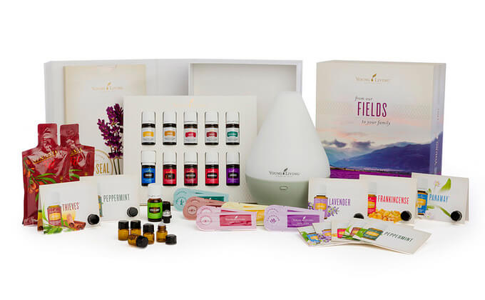 What are essential oils? How are they made? How to use them and how to get started with pure therapeutic grade essential oils. Young Living Starter Kit