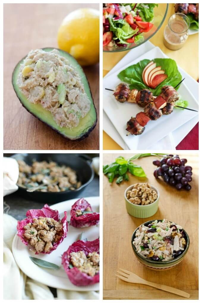 Easy healthy lunch ideas—gluten-free, dairy-free, paleo recipes perfect for a quick and healthy lunch. | Cook Eat Paleo