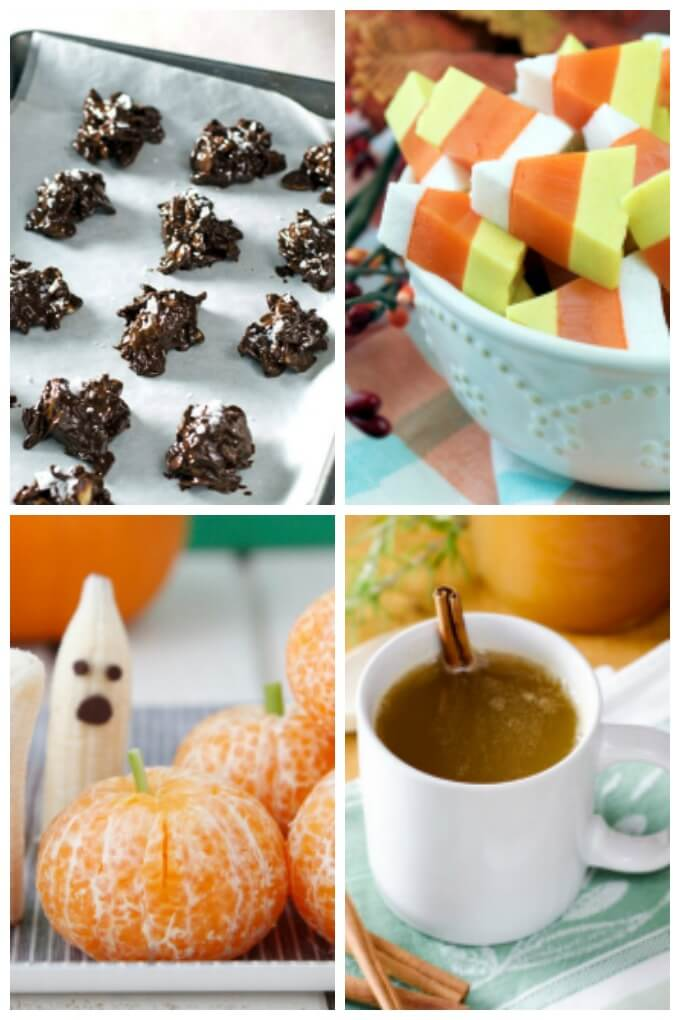 easy halloween treats that are gluten and dairy freeall the joys read candy - Easy Halloween Appetizer Recipes With Pictures