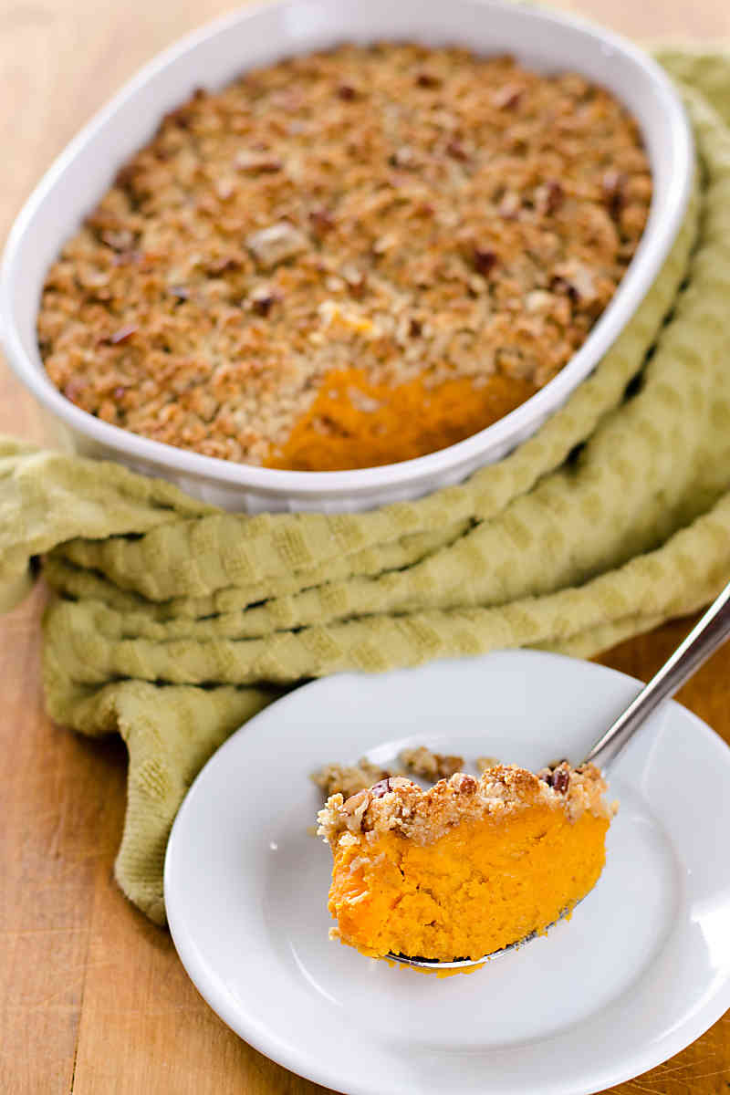 Sweet Potato Casserole – Cook Eat Paleo | Easy Paleo Sweet Potato Recipes