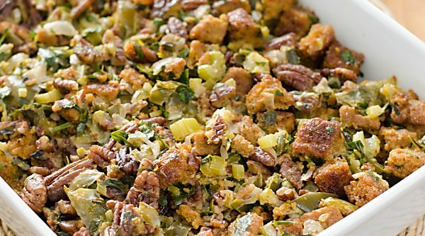 Paleo Thanksgiving Stuffing | Cook Eat Paleo