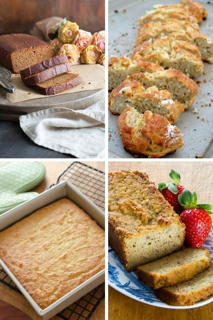 Easy paleo bread recipes for slicing, toasting or sandwiches. From banana bread to French bread - and yes, they are all gluten-free, grain-free and healthy!