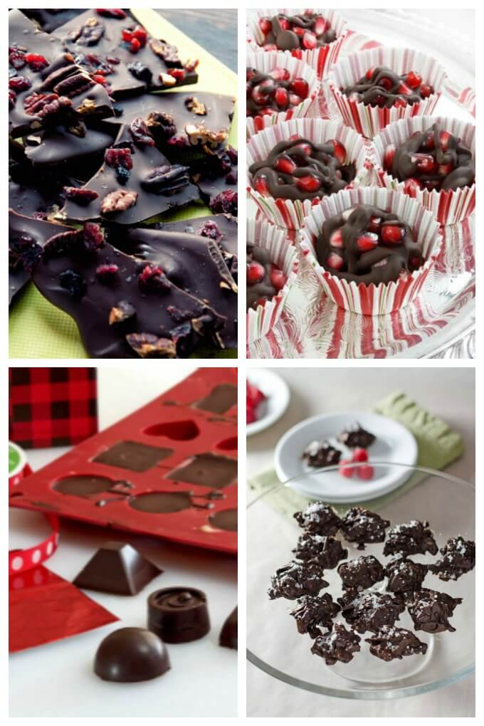 10 Easy Chocolate Recipes that are Dairy Free | Gluten Free Paleo Recipes | Cook Eat Paleo