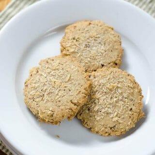 Paleo Pecan Sandies Cookie Recipe