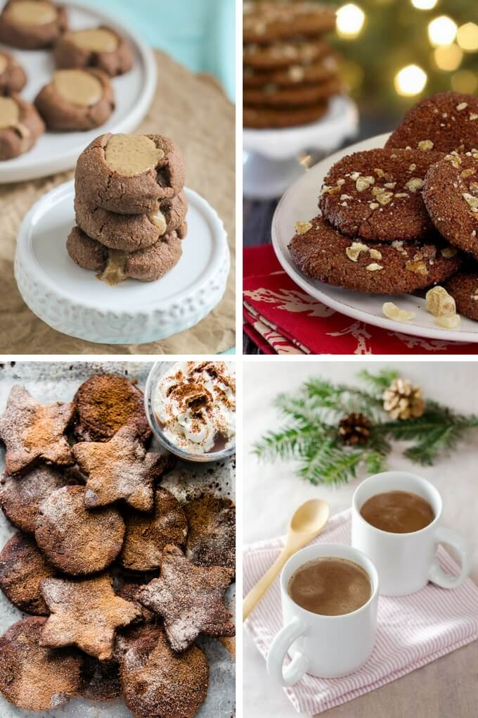 11 easy Christmas cookies that are vegan and paleo - Cook Eat Paleo | Christmas cookies | vegan | paleo | gluten free | dairy free