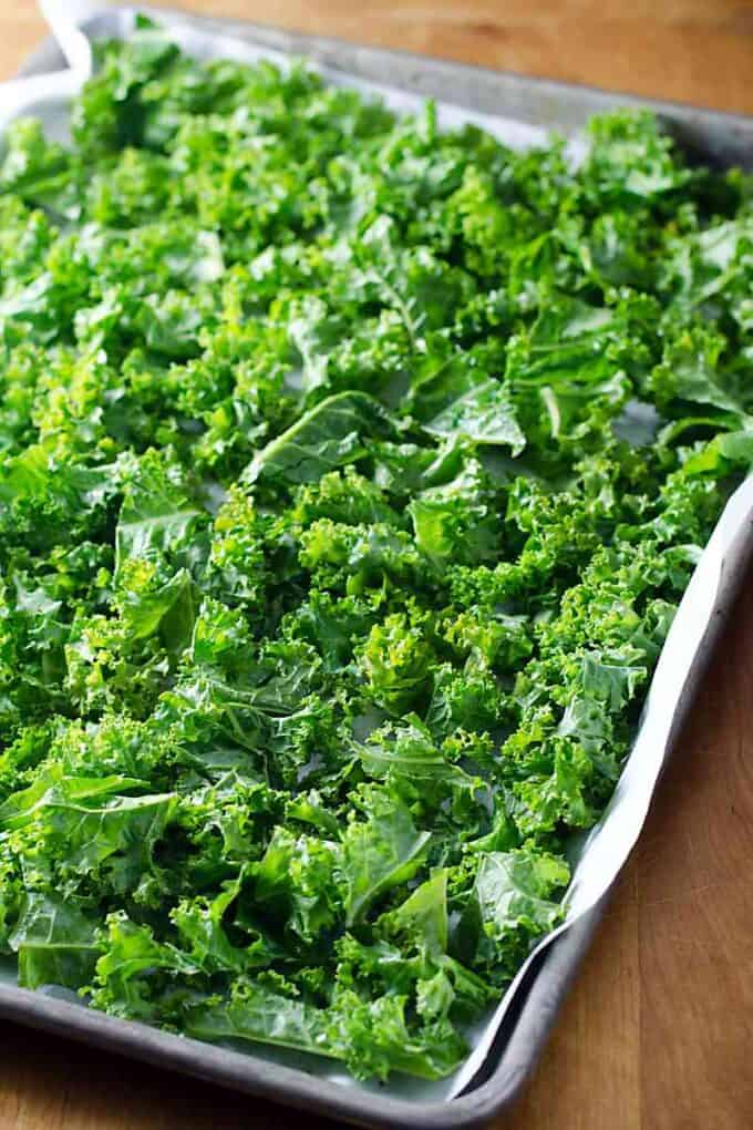 How To Make Kale Chips | Gluten Free Dairy Free Recipe | Cook Eat Paleo