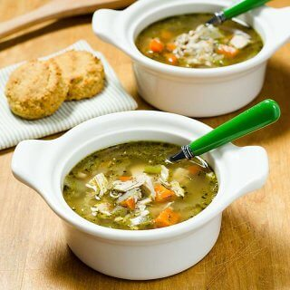 Easy Chicken Soup in a Hurry