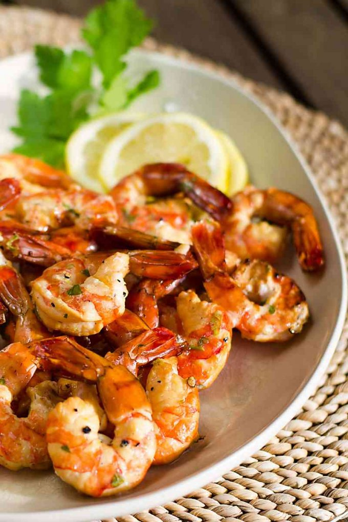 Smoked shimp recipe | gluten-free, paleo