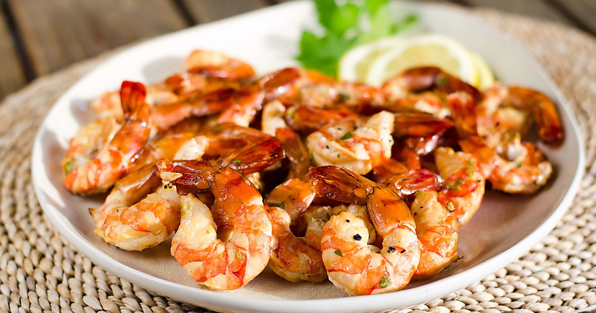 easy smoked shrimp gluten free recipe cook eat paleo