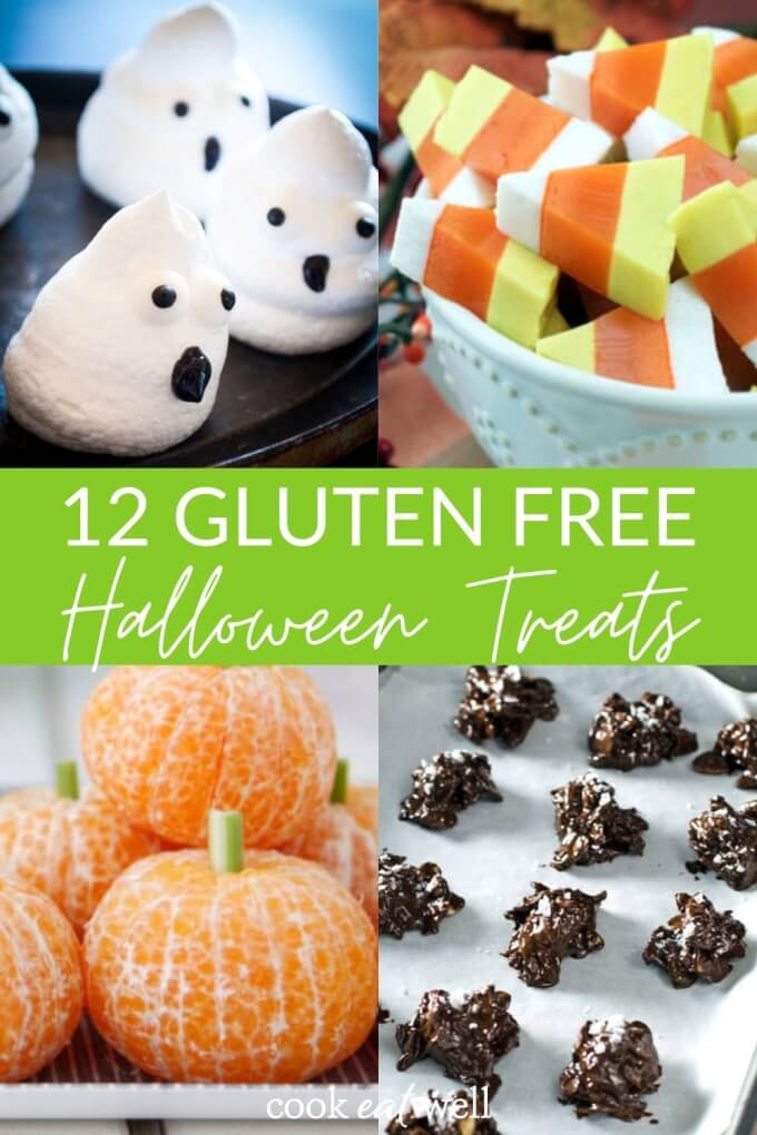 12 Easy Halloween Treats That Are Gluten & Dairy Free