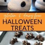 Gluten & dairy-free Halloween treats