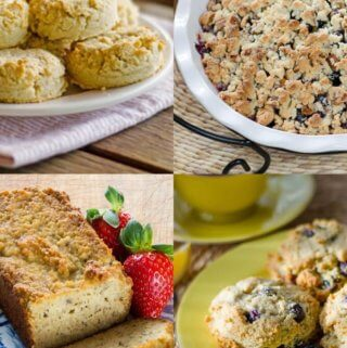 24 Almond Flour Recipes that are Gluten-Free and Paleo - Cook Eat Paleo