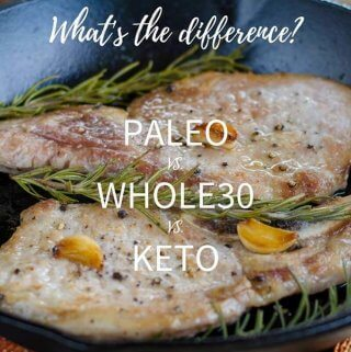 Paleo vs. Whole30 vs. Keto: What's the Difference?